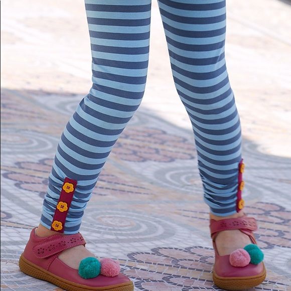 Matilda Jane Other - Matilda Jane sightseeing striped legging